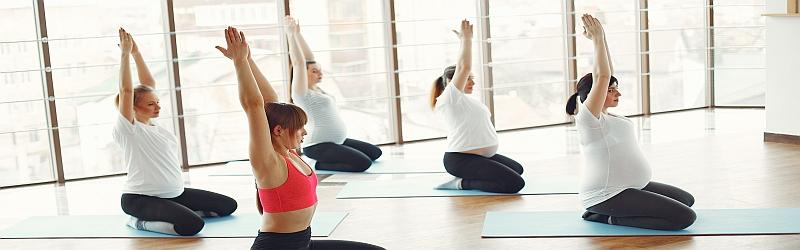 Αλλαγή της στάσης σώματος σε εγκυμοσύνη και τοκετό